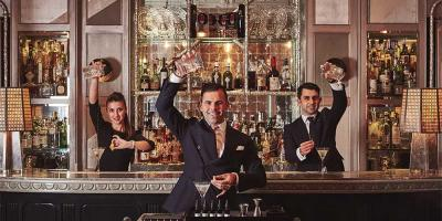 Where to drink the best martinis in London