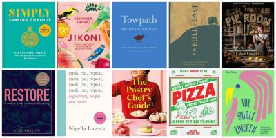 The best chef cookbooks for Christmas