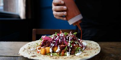 Club Mexicana brings vegan tacos & more to Soho