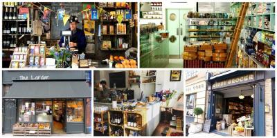 London's best delis and grocers - updated