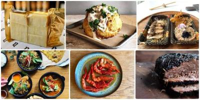 The best restaurants delivering meals in London right now