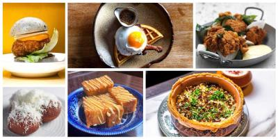 London's signature dishes, delivered