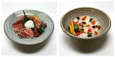 Kaké by Chisou brings both high-end delivery & a dine-in omakase feast to Chelsea