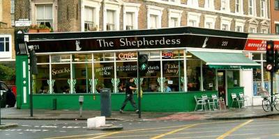 The Shepherdess Cafe has closed after 37 years