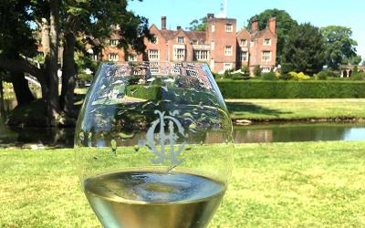 Beef and Champagne - we test drive Charles Heidsieck's new summer pairing at Great Fosters