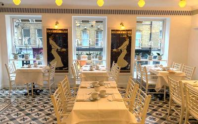 Test Driving Mariage Freres - Parisian tea salon lands in Covent Garden