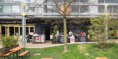Win a complete Canalside experience at Here East, including meals, coffee, a haircut and more...