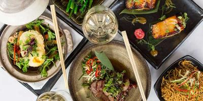 Try Eight Over Eight in Chelsea with 25% off your food bill