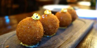 Win a pair of tickets to this year's Croqueta Challenge Final at Ember Yard