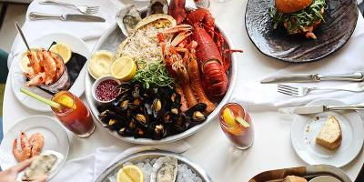 Save 50% on the new weekend brunch at Kensington Place