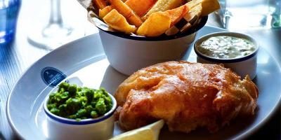 Try Cornish seafood at The Chipping Forecast – Soho and get 50% off your food