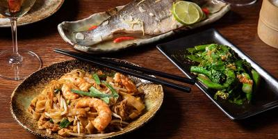 Enjoy 50% off when you try new Asian restaurant St Martins Lane Kitchen