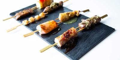 Buy one yakitori get one free to celebrate inamo's new menu