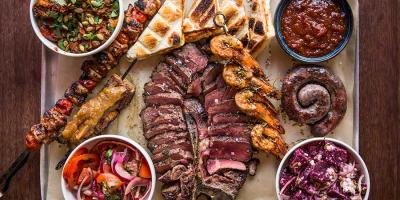 Enjoy 50% off a South African braai at Hammer and Tongs in Farringdon