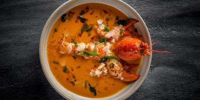 Enjoy two courses with a Bellini at Kanishka in Mayfair for just £30