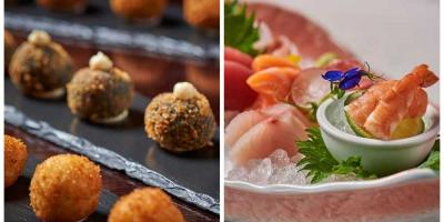 Enjoy £10 off food per person when dining at either Aqua Kyoto or Aqua Nueva on Regent Street