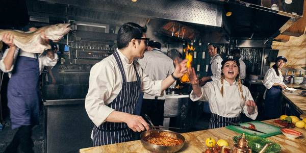Ave Mario in Covent Garden will be the huge new restaurant from the Big Mamma Group