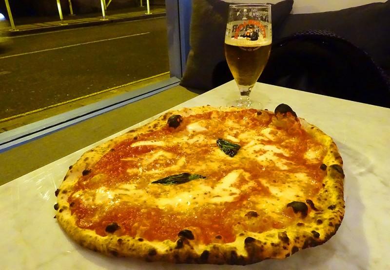 Lantica Pizzeria Da Michele North London Hot Dinners