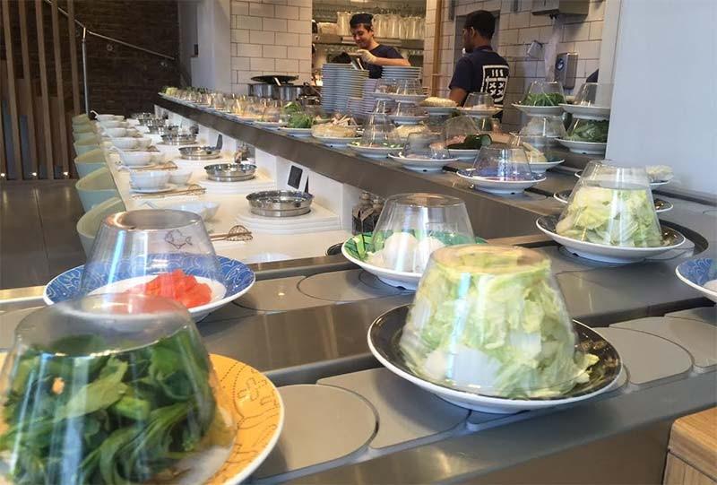 Restaurant London Shuang Shuang