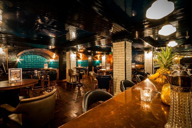 London Restaurants Hot Dinners