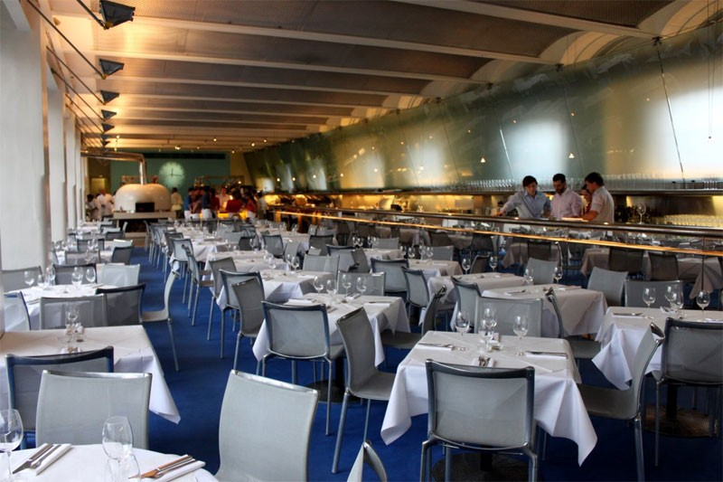 The River Cafe London Michelin Star