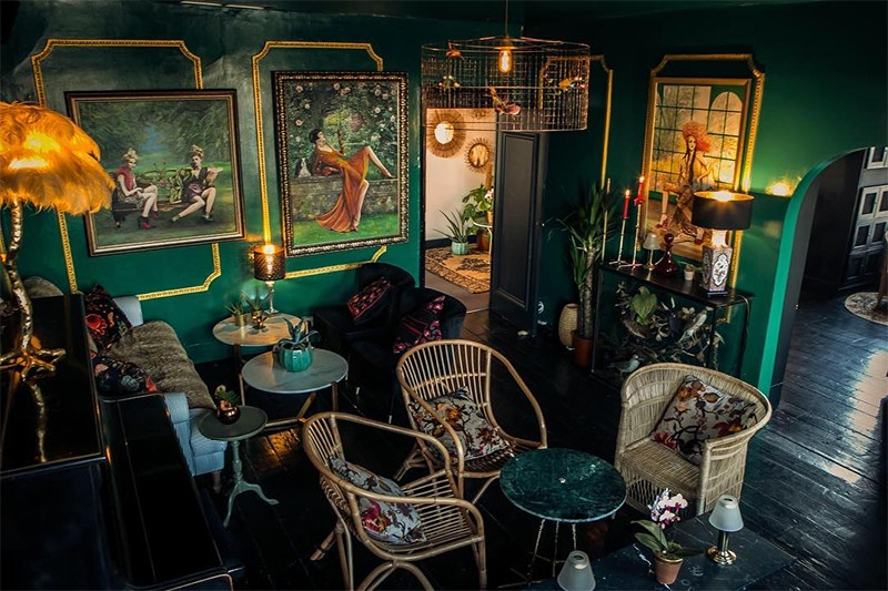 Southam Street Restaurant London