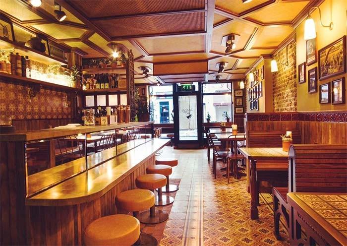 Hoppers Soho Fitzrovia Covent Garden Restaurant
