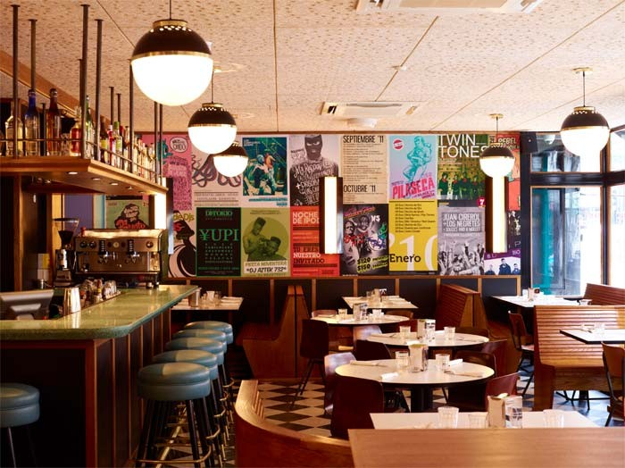 La bodega negra soho fitzrovia covent garden for Best private dining rooms west end london