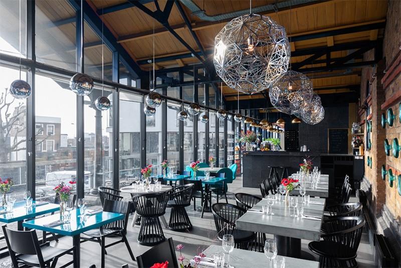 Dock Kitchen London Reviews