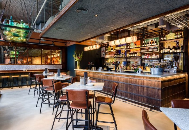 meet the mayor shoreditch restaurants