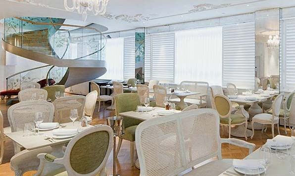 Baku chelsea kensington knightsbridge restaurant for Azerbaijani cuisine london