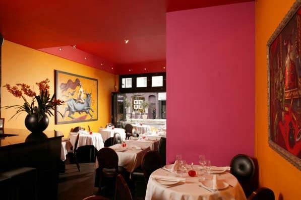 Spanish Restaurant Old Brompton Road