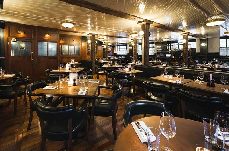 Restaurants Near Southbank London