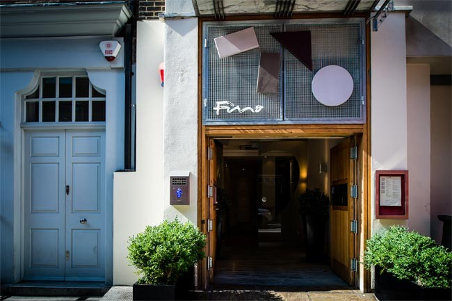 Fino soho fitzrovia covent garden restaurant reviews hot fino malvernweather Choice Image