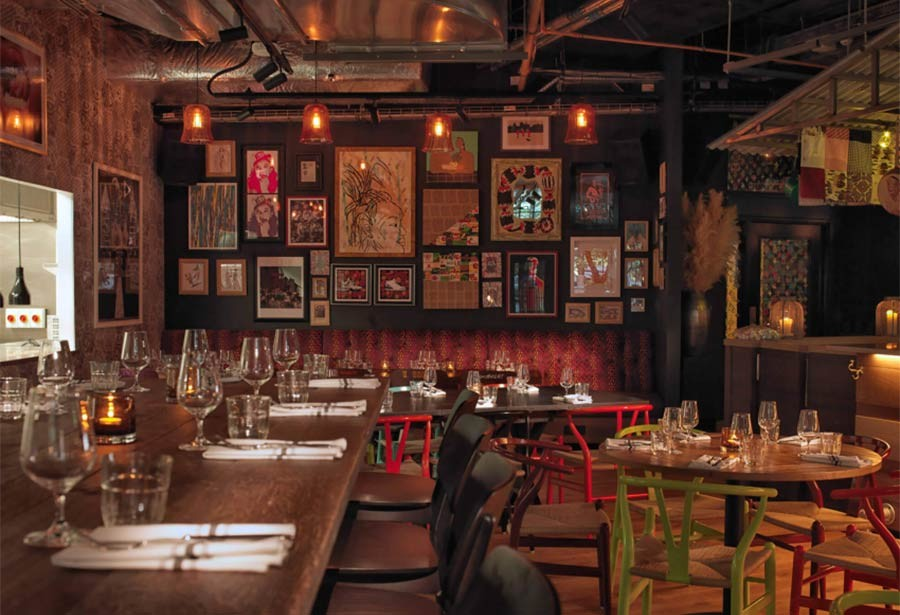 Red Rooster Shoreditch Shoreditch Clerkenwell