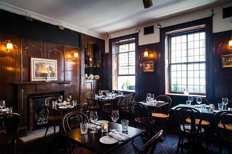 Rathbone Street Restaurants