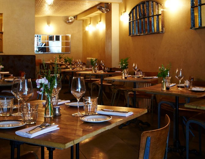 Best Restaurants Clapham Common