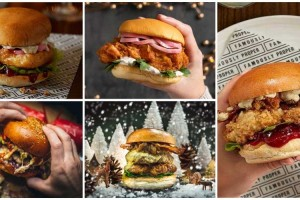 London's best Christmas burgers for 2019
