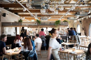 Hicce in Coal Drops Yard will be former Murano Head chef Pip Lacey's first restaurant