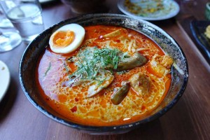 Test Driving Sambal Shiok - a laksa bar and much more on Holloway Road