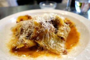 Test Driving Padella - speedy pasta in Borough Market