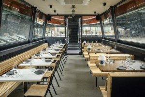 The Cheese Barge is coming to London, docking in Paddington