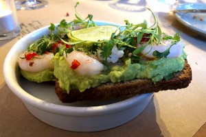 Test Driving Prawn on the Lawn - the restaurant and fishmonger impresses in its second coming