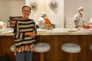 Test Driving Pizzeria Mozza - top LA chef Nancy Silverton lands in London