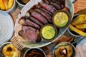 Test Driving Daffodil Mulligan - a perception-challenging Irish restaurant for London