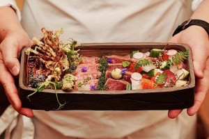 Sumi in Notting Hill is the new restaurant by sushi master Endo Kazutoshi in Notting Hill