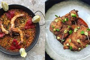 Barullo is Rambla owner Victor Garvey's new city restaurant in Aldgate