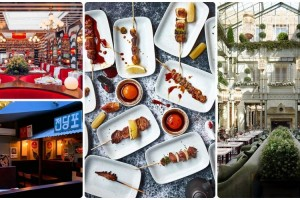 Hot Right Now - London's hottest restaurants - July 2021
