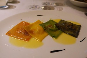 Test Driving Margot in Covent Garden - a classic Italian restaurant with top notch service