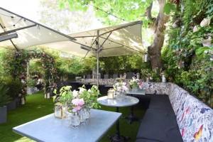 London's best pub gardens for foodies